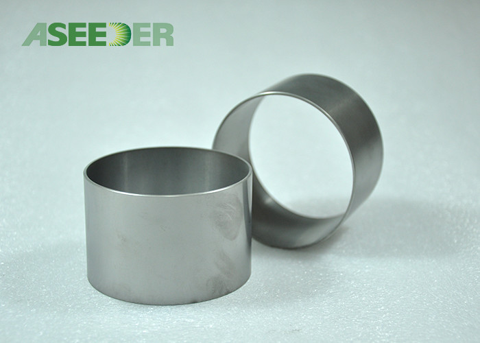 Corrosion Resistance Hard Alloy Bearing Bushing Basic Components For Sealing